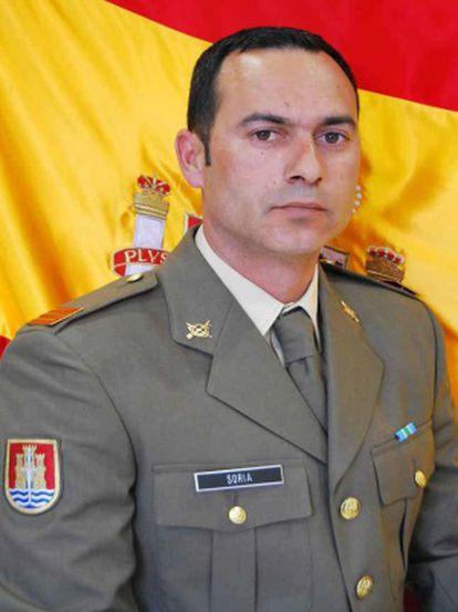 Francisco Javier Soria.