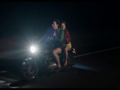 Adam Driver y Marion Cotillard, en 'Annette'.
