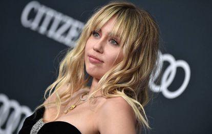 Miley Cyrus, en Los Ángeles, el pasado abril.