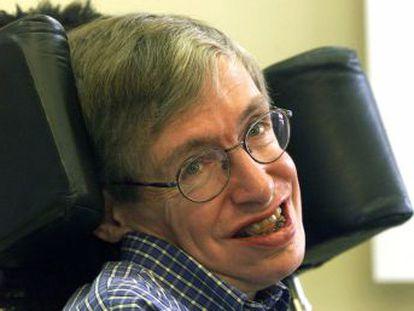 El reconocido físico británico reflexiona sobre el origen del universo, la importancia de la ciencia y su enfermedad en una entrevista exclusiva con EL PAÍS