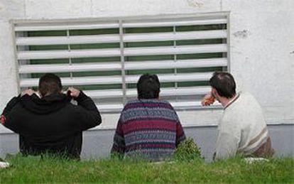 Usuarios del plan de dispensación de heroína de Granada.