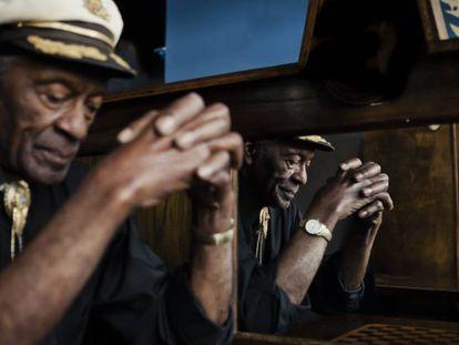 Chuck Berry, en una foto promocional.
