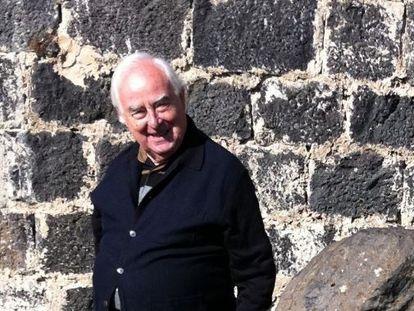 El filósofo, sociólogo y crítico de arte Arnau Puig, fallecido este domingo en Barcelona.