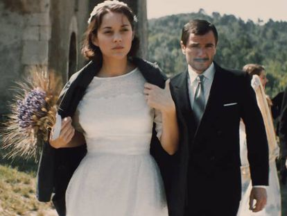 Marion Cotillard en 'El sueño de Gabrielle'.