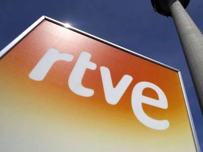 Sede de RTVE en Torrespaña, en Madrid.