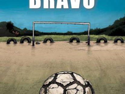 Portada del libro Barrio Bravo.