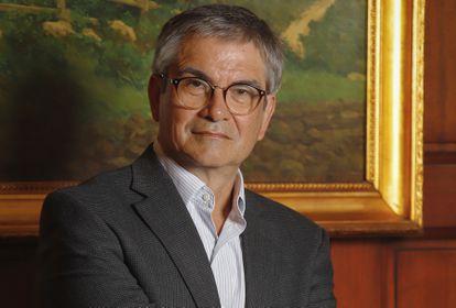 Mario Marcel, presidente del Banco Central de Chile.