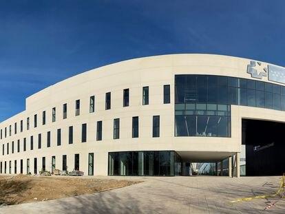 Vista general del centro de emergencias Isabel Zendal el pasado 11 de noviembre de 2020.