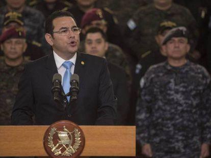 El presidente Morales, en una imagen de archivo.