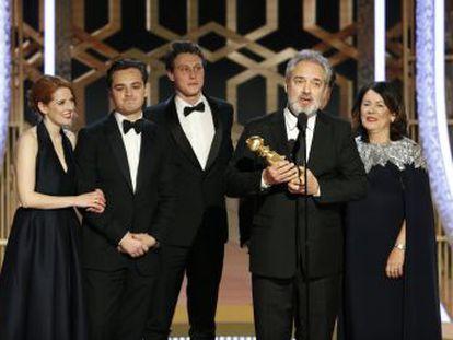 El drama bélico de Sam Mendes y  Érase una vez en... Hollywood , de Quentin Tarantino, triunfan en una noche desastrosa para las películas de Netflix