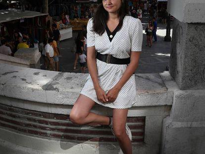 Alejandra Seijas, fotografa de la Agencia Lalinpress y creadora de Madrid Todo Rastro.