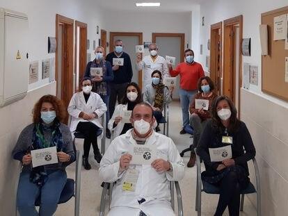 Profesionales de la Unidad Salud Mental de Carmona.