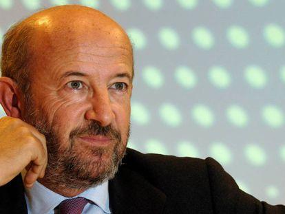 Emilio Saracho, en una imagen de octubre de 2006.