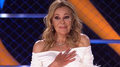 Ana Obregón, en 'Mask Singer', el 16 de junio de 2021.