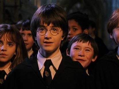 Una imagen de una de las películas de 'Harry Potter'.