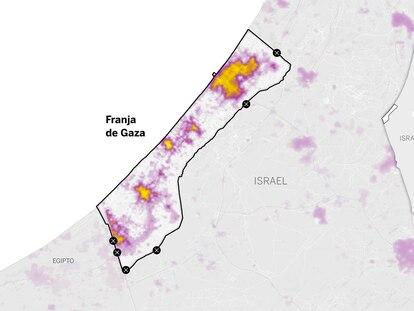 La asimetría del conflicto bélico entre Israel y Palestina