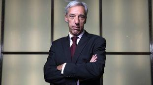 João Gomes Cravinho, ministro de Defensa de Portugal, el 17 de febrero en Madrid.