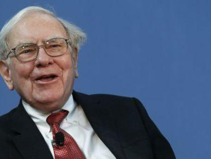 Buffet, considerado como el cuarto hombre más rico del mundo