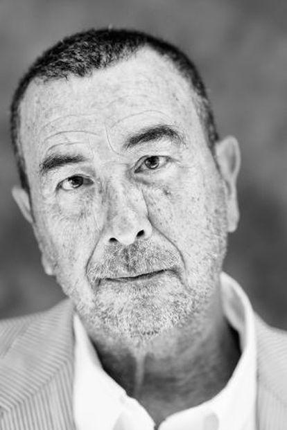 El director de cine José Luis Garci.
