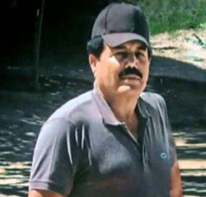 Ismael El Mayo Zambada.
