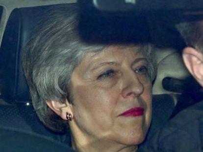 El Parlamento británico rechaza todas las opciones alternativas al plan de salida de la primera ministra