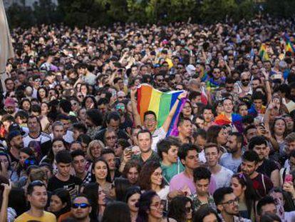 Hasta el 7 de julio la ciudad celebra el Orgullo LGTBIQ+. Consulta la programación de actividades y conciertos de MADO 19