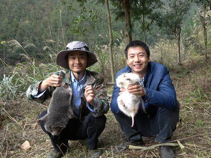 Los hermanos Huanong