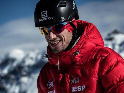 El montañero catalán cuenta en un documental sobre su vida cómo le afectó la fama y cómo se acercó a la muerte para superarlo