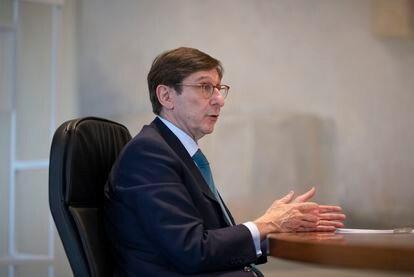 Jose Ignacio Goirigolzarri, presidente de la nueva CaixaBank.