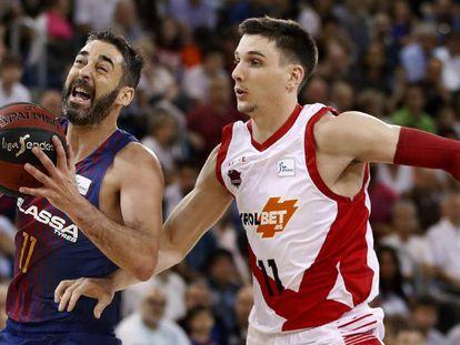 El Barcelona se enfrenta al Baskonia en la semifinal de la Liga Endesa