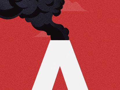 Diálogos bajo el volcán