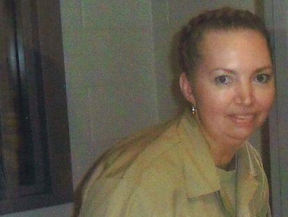 Lisa Montgomery, en el Centro Médico Federal de Fort Worth, en una imagen sin datar.
