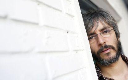 El músico Xoel López en Madrid.