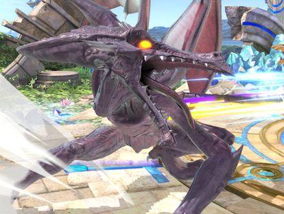 Una imagen del videojuego 'Super smash Bros ultimate'.