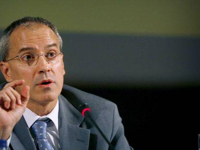 Jesús Gascón, director de la Agencia Tributaria.