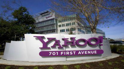 Sede de Yahoo en Sunnyvale, California.