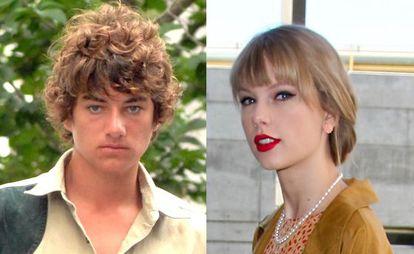 Conor Kennedy y Taylor Swift