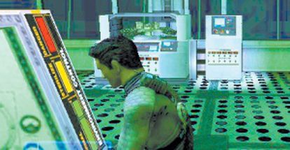 Videojuego Mission Imposible: Operation Surma, de Atari.