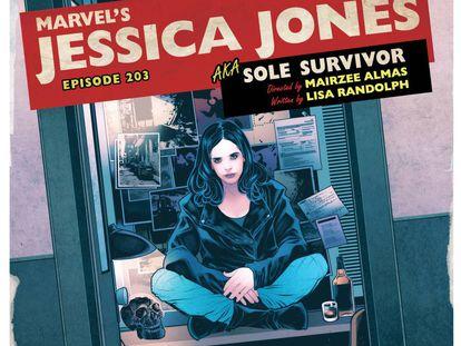 Las cosas que flipan a las artistas sobre la detective de Marvel Jessica Jones