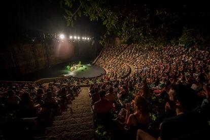 Stay Homas vendieron todas las entradas de su concierto de este jueves en el Teatre Grec.