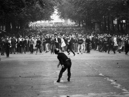 Del anticapitalismo al turbocapitalismo, de las redes sociales al populismo, todo es susceptible de retrotraerse hoy a Mayo del 68
