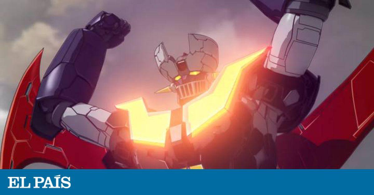 Mazinger Z Infinity: Una prótesis último modelo   Cultura   EL PAÍS