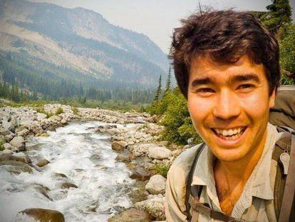 John Allen Chau, el estadounidense asesinado en Sentinel del Norte.