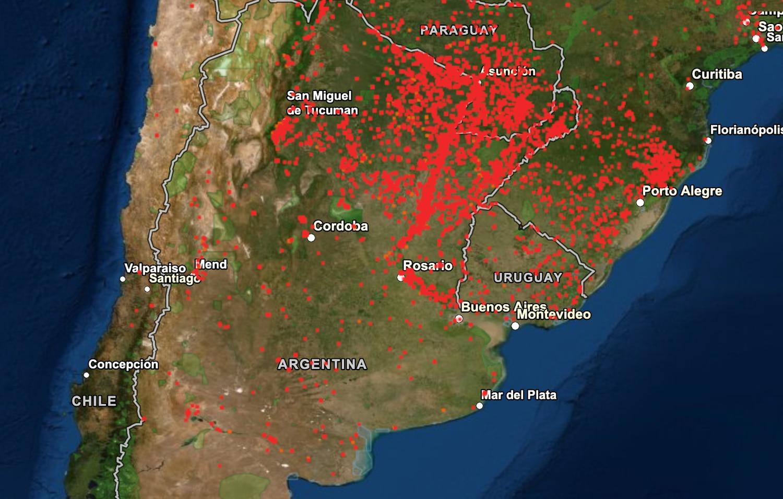 Los incendios asfixian el centro y norte de Argentina MRJLASSKK5DX7JTJEWWKUL6SWA