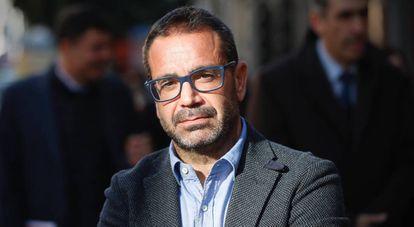 El exdirectivo de la SGAE Pedro Farré.