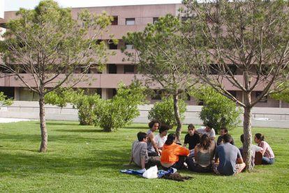 La Vila Universitaria, en la Universidad Autónoma de Barcelona.