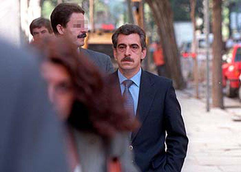 El juez Ismael Moreno, en una foto de archivo, a su llegada a la Audiencia Nacional.