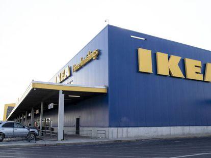 Una tienda de Ikea en Philadelphia, en Estados Unidos