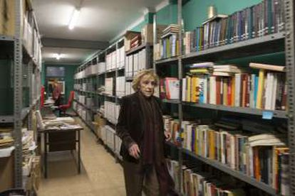Lali Gubern, en el archivo de Anagrama.