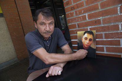 """El padre de Alex quiere justicia y al menos su hijo sea golpeado """"sirve para algo""""."""
